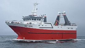Don Fishing Kinlochbervie Vessel Venture III