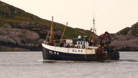 Don Fishing Kinlochbervie Vessel Loch Inchard