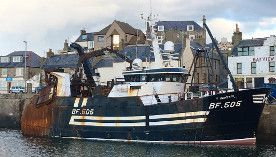 Don Fishing Macduff Vessel Genesis