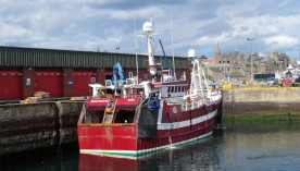 Don Fishing Macduff Vessel Ocean Challenge