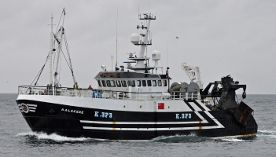 Don Fishing Peterhead Vessel Aalskere