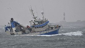 Don Fishing Peterhead Vessel Apollo