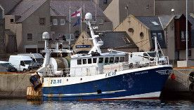 Don Fishing Peterhead Vessel Aquarius