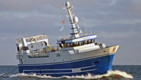 Don Fishing Peterhead Vessel Audacious