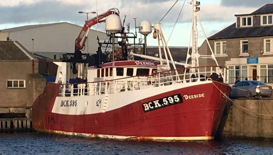 Peterhead Deeside Vessel