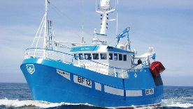 Don Fishing Peterhead Vessel Ellorah
