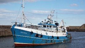 Don Fishing Peterhead Vessel Helenus