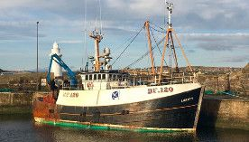 Don Fishing Peterhead Vessel Liberty