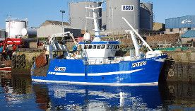 Don Fishing Peterhead Vessel Ocean Bounty