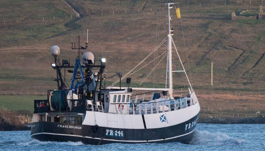 Peterhead Renown Vessel