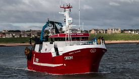 Don Fishing Peterhead Vessel Russa Taign
