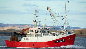 Don Fishing Peterhead Vessel Ardent